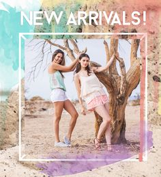 New arrivals reminding banner #webdesign #designers #graphics #fashion #banners #spring #goodvibes #wholesale