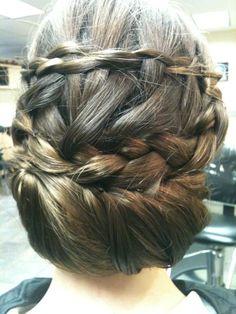 Hunger Games Hair.. JM