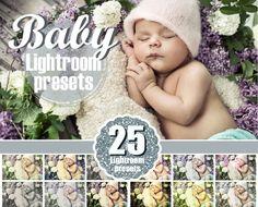 baby newborn Lightroom Presets by MrOverlay on @creativework247