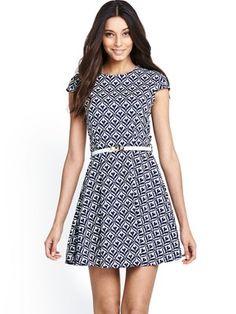 Heart Jacquard Skater Dress with Belt, http://www.very.co.uk/club-l-heart-jacquard-skater-dress-with-belt/1384678352.prd