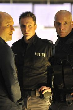 Flashpoint - the man in the middle..yes