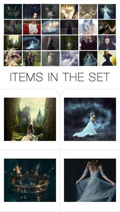 """""""Once upon a time #2"""" by heartandsoul ❤ liked on Polyvore featuring art"""