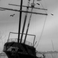 'Abandon' by Heather King Dark Photography, Black And White Photography, Heather King, My Images, Abandoned, Prints, Black White Photography, Left Out, Bw Photography