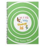 "Wild Wacky Wonderful Aunt Gifts Notebook - http://47beauty.com/wild-wacky-wonderful-aunt-gifts-notebook/    			 			                          					 			 		   				Wild Wacky Wonderful Aunt Gifts Notebook 					 			 $  14.50  			by DesignsOutOfMind 		   mothers day: Zazzle.com Store: Matching ""mothers day"""