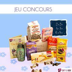 Jeu Eat your box : 20 coffrets à gagner - Gourmand : la recette de cuisine, facile et rapide, par Vie Pratique