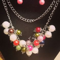 Joyful necklace by shalandwirewrapped FB