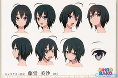 Shirobako character model sheets 女 生 in 2019 дизайн персонаж Character Model Sheet, Character Modeling, Character Drawing, Character Concept, Anime Faces Expressions, Drawing Expressions, Character Design Tutorial, Character Design Inspiration, Anime Poses