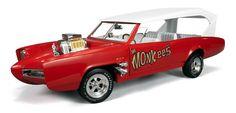 Monkeemobile Diecast Scale Model by American Muscle