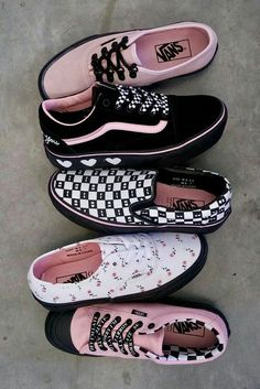 Woman Shoes 12 shoes every woman needs Vans Sneakers, Pumas Shoes, Women's Shoes, Dress Shoes, Knit Shoes, Shoes Valentino, Tennis Shoes Outfit, Studded Heels, Clothes