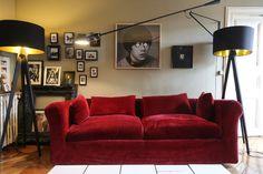 See Inside the Killer Apartment of Ami Designer Alexandre Mattiussi Photos   GQ