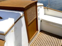 How to take care of your teak #boating #teak #boatus