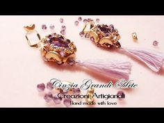 DIY -  Perline Arcos Incastonatura modulo anello bracciale orecchino