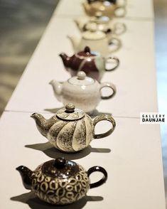 Earthenware, Stoneware, Tea Bowls, Pottery, Ceramics, Tableware, Handmade, Teapots, Kettle