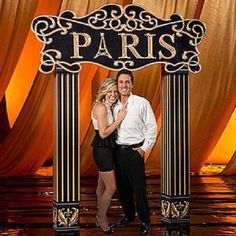 PARIS ARCH * Paris theme party decor * photo opp. * in Home & Garden, Greeting Cards & Party Supply, Party Supplies | eBay