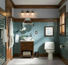 Budget Bathroom Makeover With Help From Lowes