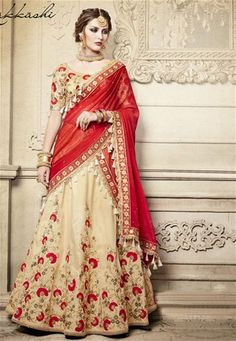 Looking for Lehenga Online: Buy Indian lehenga choli online for brides at best price from Andaaz Fashion. Choose from a wide range of latest lehenga designs. * Express delivery, Shop Now! Brocade Lehenga, Lehenga Style Saree, Pink Lehenga, Party Wear Lehenga, Lehenga Choli Online, Indian Lehenga, Bridal Lehenga, Silk Dupatta, Lengha Choli