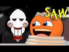 Annoying Orange – Saw: Animated!