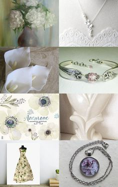 Spring Wedding Flower Guide by Marilyn on Etsy--Pinned with TreasuryPin.com