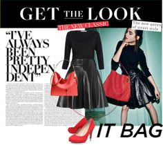 """""""Get The Look: My It Bag"""" by fantasy-luv on Polyvore"""