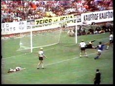 Italia-Germania 4-3, gol di Rivera, 1970