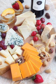 "Wine and Cheese Party (tips to host a party). Wine Tasting Party Ideas with the Book your in-home tasting. Through the magic of ""Skype, Zoom or Facetime"" we can even do it across the c (Cheese Party) Wine And Cheese Party, Wine Tasting Party, Wine Parties, Wine Cheese, Snacks Für Party, Appetizers For Party, Wine Appetizers, Tapas, Wine Recipes"