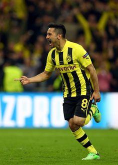 ~ Ilkay Gundogan on Borussia Dortmund ~