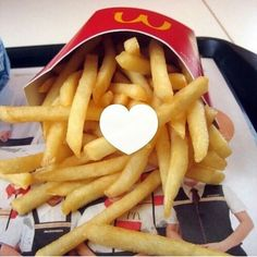 French fries ❤️