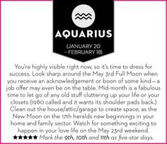 Get your May 2015 horoscope – Chatelaine