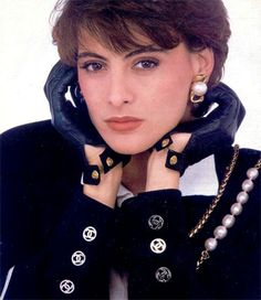 Inès Marie Lætitia Églantine Isabelle de Seignard de La Fressange, is a French model, aristocrat, fashion designer and perfumer