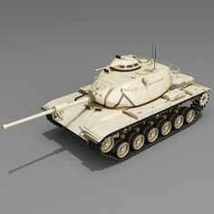 Raytheon Can Turn Old American-Made M60A3 Tanks Into Killing Machines