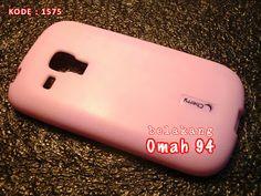 Jual Silikon Soft Case Samsung Galaxy S3 Mini i8190 Ungu (Purple) | Toko Online Rame | KODE BARANG : 1575
