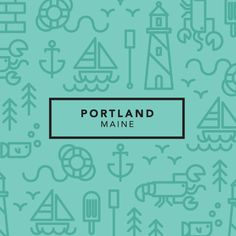 5 Unexpected Travel Tips for Portland, Maine | Birchbox  I took the quiz and got my home town-I guess the apple didn't fall far from the tree.