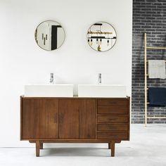 Modern Interior, Home Interior Design, Modern Decor, Bathroom Inspo, Bathroom Inspiration, Modern House Design, Living Room Decor, Storage, Home Decor