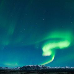 Northern Lights, Iceland (my dream)