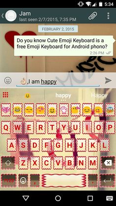 122 Best Emoji Keyboard Theme images in 2016 | Emoji