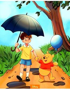 Disney Dudes, Disney Love, Disney Magic, Disney Art, Disney Pixar, Disney Characters, Fictional Characters, Pooh Bear, Tigger