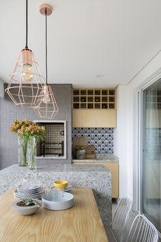 Zoom on kitchen trends 2018 - My Romodel Life Kitchen, Kitchen Dining, Kitchen Decor, Kitchen Interior, Home Interior Design, Kitchen Trends 2018, Sweet Home, 100 M2, Asian Decor