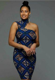 African Clothing/ Ankara Dress/ African Print/ Ankara Print