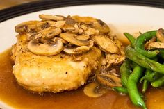 To DIE for Chicken Marsala. Photo by Robert_L