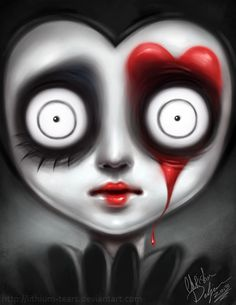 Poisoned Hearts Will Never Change by Lithium-Tears.deviantart.com on @deviantART