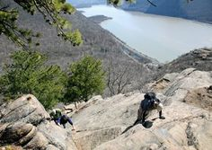 Intoxicating views are the payoff for surviving a climb up Breakneck Ridge, but the near-vertical ascent — including a fair amount of rock s...