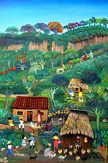Working in the Valley  by Karmen Garcia  2007