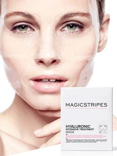 A collection of Magic Eye Strips, Magic Strips For Droopy Eyelids, Schlupflid Weg and Sofort Augenlid lifting Cc Cream, Masque Anti Ride, Younger Looking Skin, Skin Firming, Hyaluronic Acid, Beauty Care, Natural Skin, Healthy Skin, Beauty