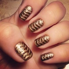 Stamping over magnetic!