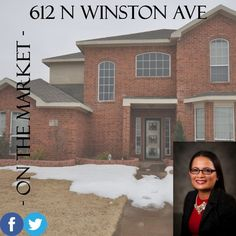 Check out this #Century21 listing! http://www.century21lubbock.com/listing?address=612-North-Winston-Avenue-Lubbock-TX-79416&mlsno=201600059&info=info&idx=1433647602 #Realtor #RealEstate #HomesForSale #Lubbock