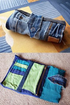 汚れなどで着れなくなったデニムをリメイクDIYする方は大勢いらっしゃると思いますが、皆さんどんなリメイクをしているのでしょうか?デニムのリメイクアイデアをまとめてみました♪