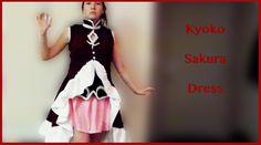 Kyoko Sakura Cosplay: Dress