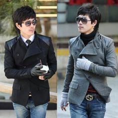 Special Design Wool Blazer Jacket