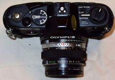 Olympus OM2s film Camera with all accessories $195 obo