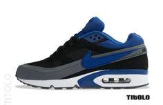 Nike Air Max Classic BW black royal grey
